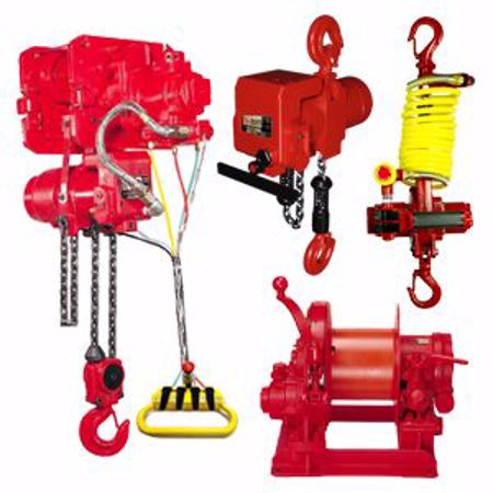Picture for category Material Handling & Manriding Winches